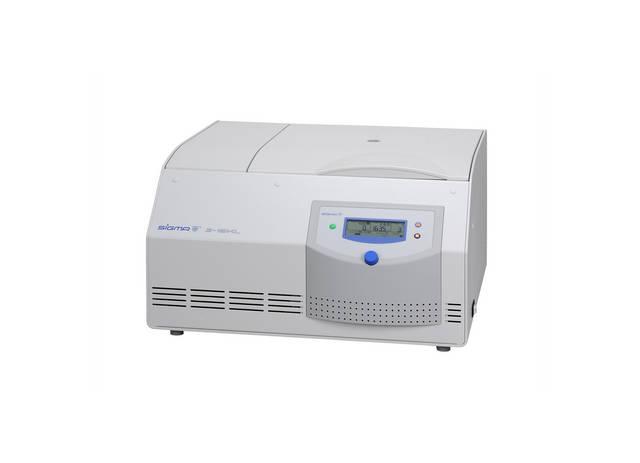 Máy ly tâm lạnh Sigma 3-16KL