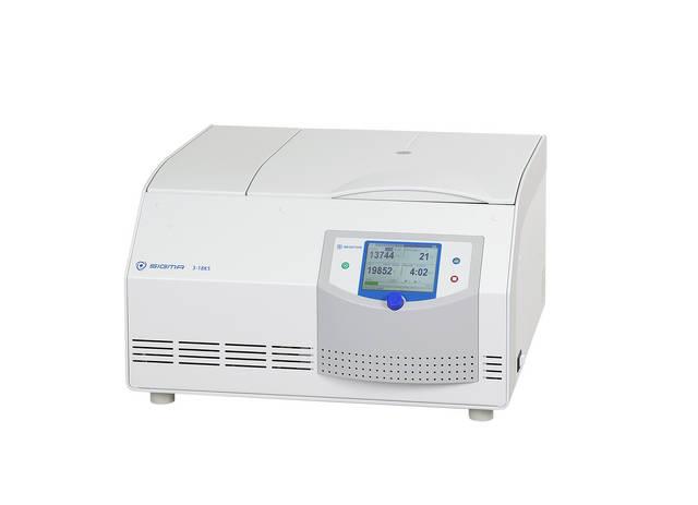 Máy ly tâm lạnh Sigma 3-18KHS