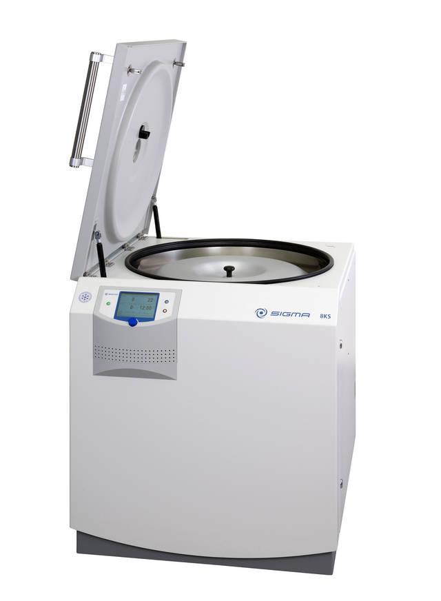 Máy ly tâm lạnh Sigma 8KS