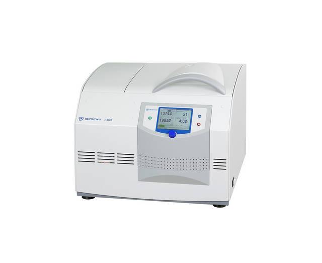 Máy ly tâm nóng lạnh Sigma 3-30KHS