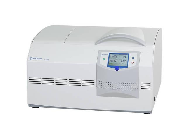 Máy ly tâm nóng lạnh Sigma 6-16KHS